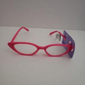 Claire's glasses